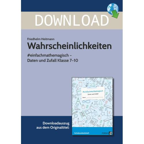 Persen Verlag Wahrscheinlichkeiten