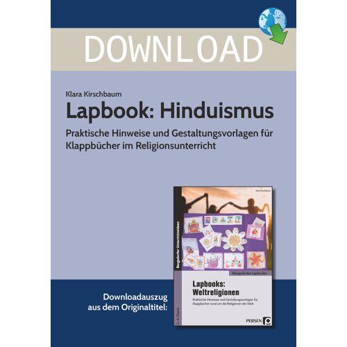 Persen Verlag Lapbook: Hinduismus