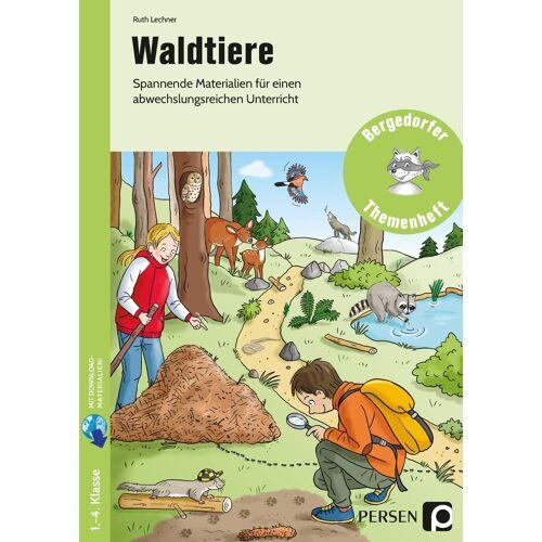 Persen Verlag Waldtiere