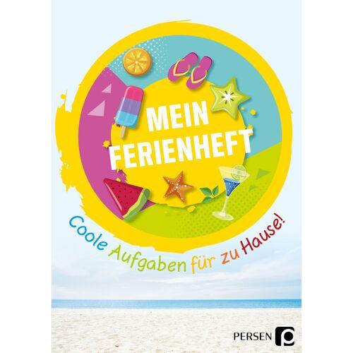 Persen Verlag Mein Ferienheft