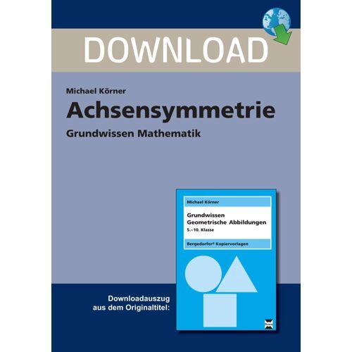 Persen Verlag Achsensymmetrie
