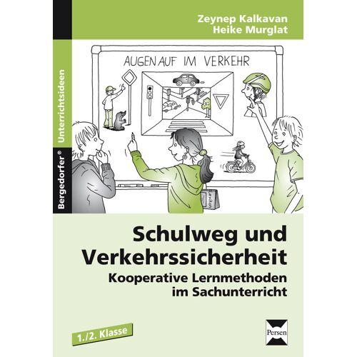 Persen Verlag Schulweg und Verkehrssicherheit