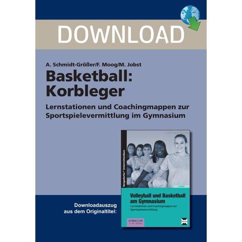 Persen Verlag Basketball: Korbleger
