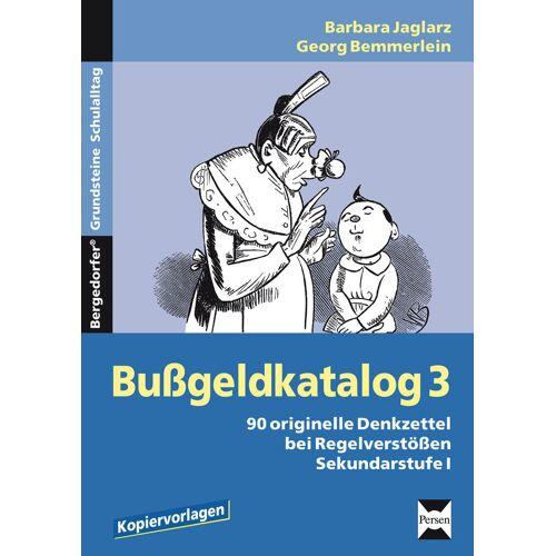 Persen Verlag Bußgeldkatalog 3