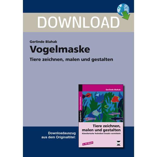 Persen Verlag Vogelmaske