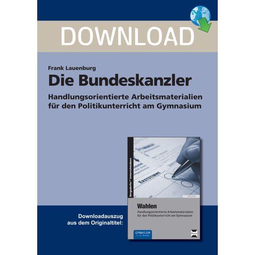 Persen Verlag Die Bundeskanzler