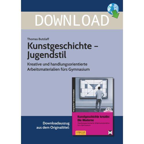 Persen Verlag Kunstgeschichte -Jugendstil