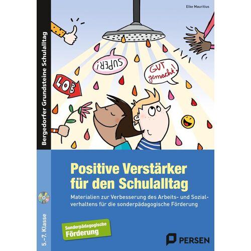 Persen Verlag Positive Verstärker für den Schulalltag - SoPäd