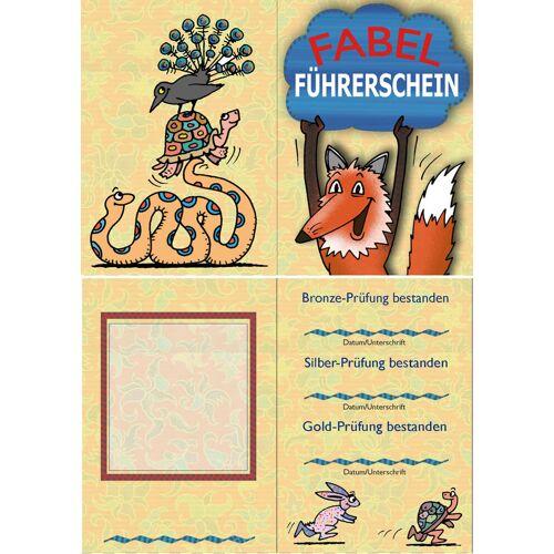 Persen Verlag Fabel-Führerschein - Klassensatz Führerscheine