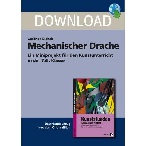 Persen Verlag Mechanischer Drache