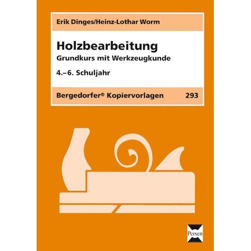 Persen Verlag Holzbearbeitung