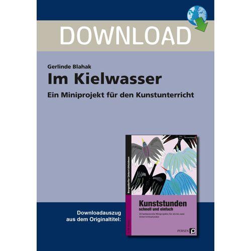 Persen Verlag Im Kielwasser