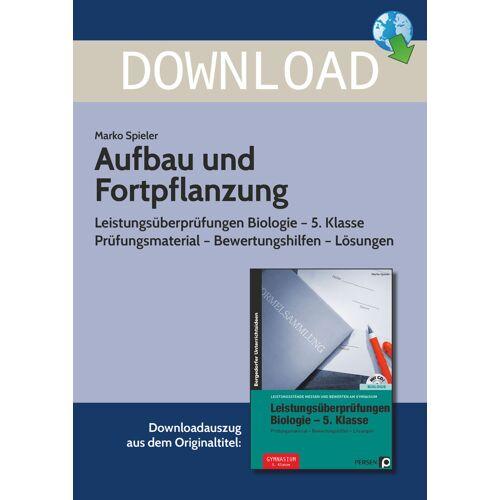 Persen Verlag Aufbau und Fortpflanzung