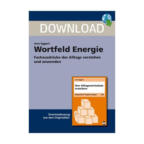 Persen Verlag Wortfeld Energiewesen