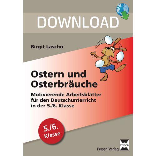 Persen Verlag Ostern und Osterbräuche