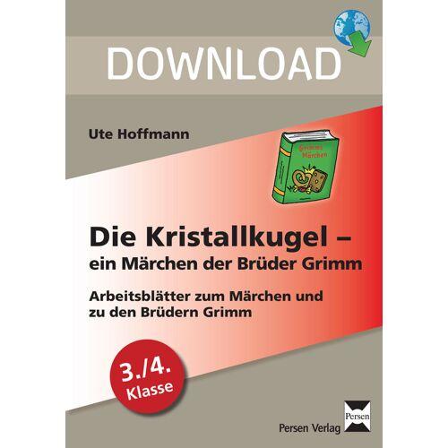 Persen Verlag Die Kristallkugel - ein Märchen der Brüder Grimm