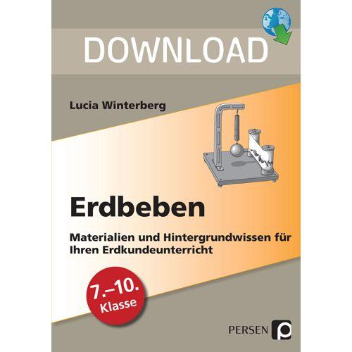 Persen Verlag Erdbeben
