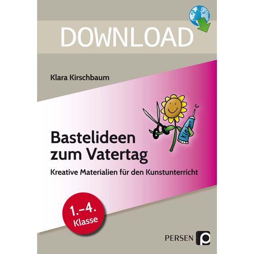 Persen Verlag Bastelideen zum Vatertag