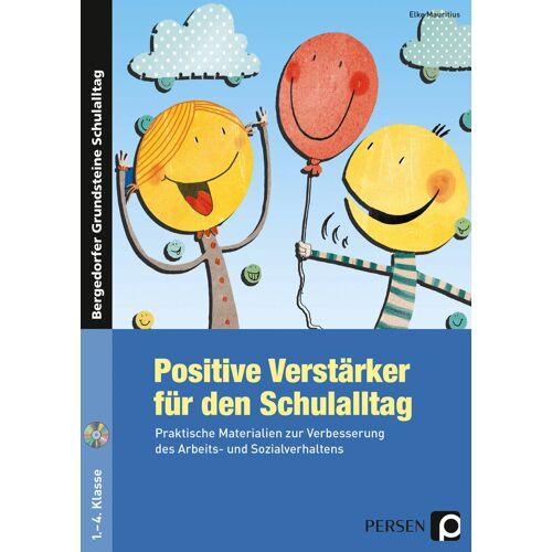Persen Verlag Positive Verstärker für den Schulalltag - Kl. 1-4