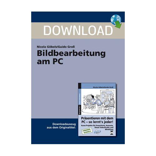 Persen Verlag Bildbearbeitung am PC