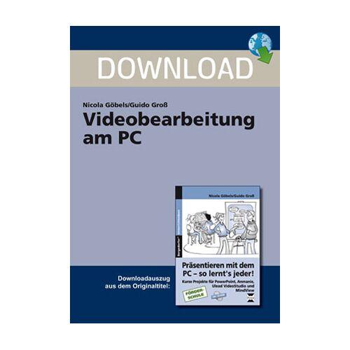 Persen Verlag Videobearbeitung am PC