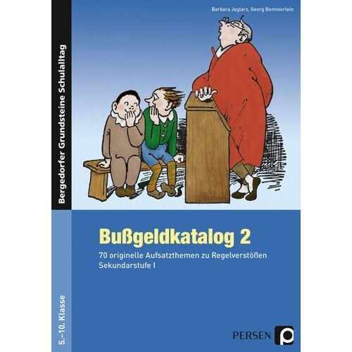 Persen Verlag Bußgeldkatalog 2 Kl. 5-10