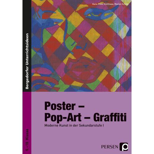 Persen Verlag Poster - Pop-Art - Graffiti
