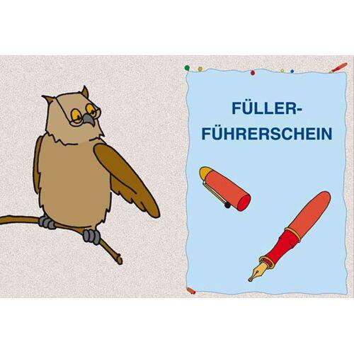 Persen Verlag Füller-Führerschein - Klassensatz Führerscheine