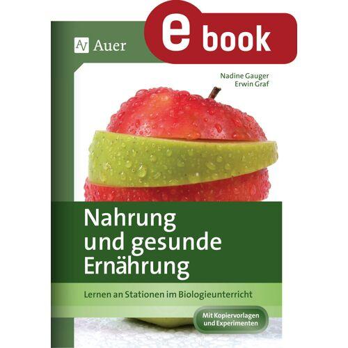 Auer Verlag Nahrung & gesunde Ernährung
