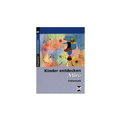 Persen Verlag Kinder entdecken Miró - Foliensatz