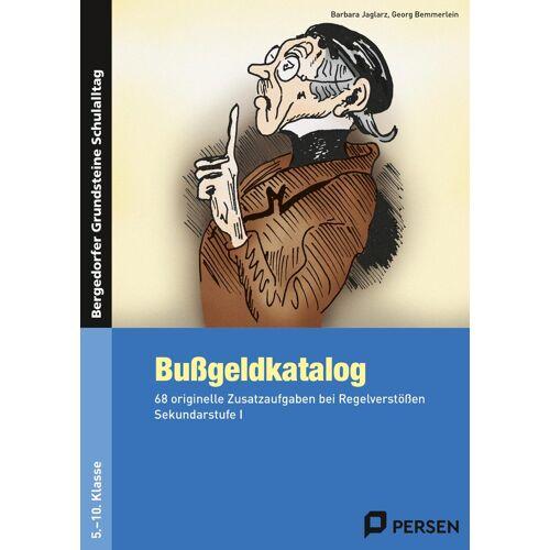 Persen Verlag Bußgeldkatalog Kl. 5-10