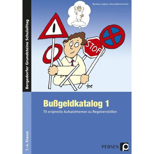 Persen Verlag Bußgeldkatalog 1