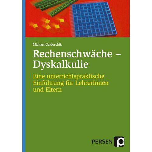 Persen Verlag Rechenschwäche - Dyskalkulie