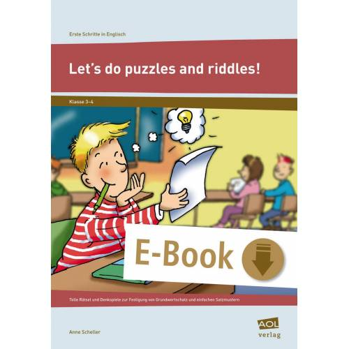 AOL-Verlag Let's do puzzles and riddles!