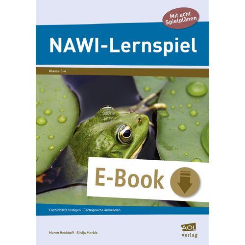 AOL-Verlag NAWI-Lernspiel