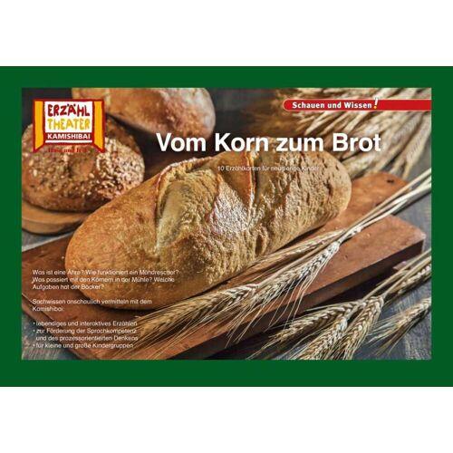 Hase und Igel Kamishibai: Vom Korn zum Brot