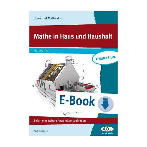 AOL-Verlag Mathe in Haus und Haushalt