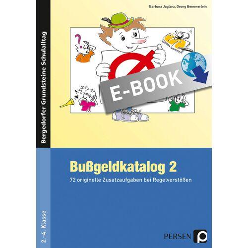 Persen Verlag Bußgeldkatalog 2
