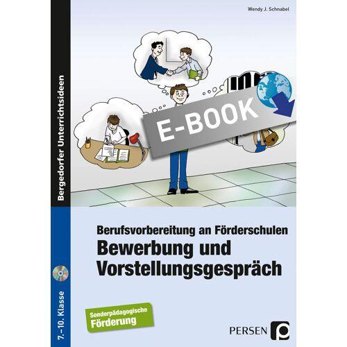 Persen Verlag Bewerbung und Vorstellungsgespräch