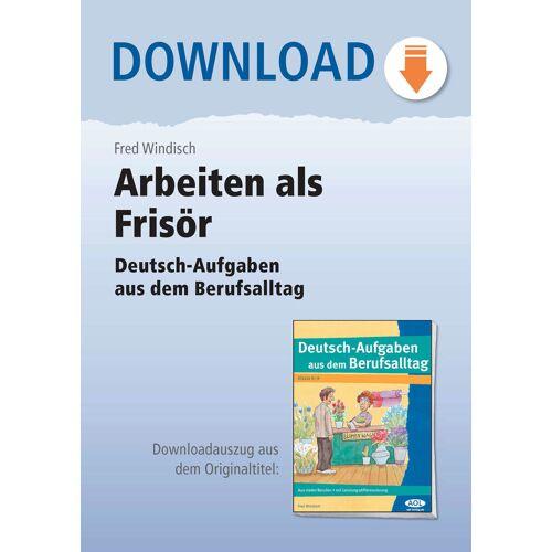 AOL-Verlag Arbeiten als Frisör