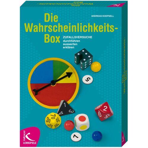 AOL-Verlag Die Wahrscheinlichkeits-Box Sek