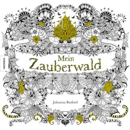 AOL-Verlag Mein Zauberwald (Ausmalbuch)