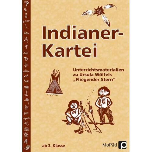 Persen Verlag Indianerkartei
