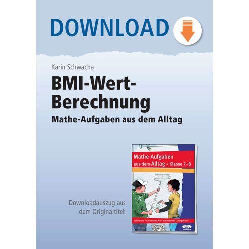 AOL-Verlag BMI-Wert-Berechnung