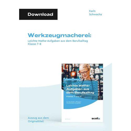 AOL-Verlag Werkzeugmacherei