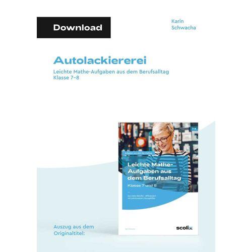 AOL-Verlag Autolackiererei