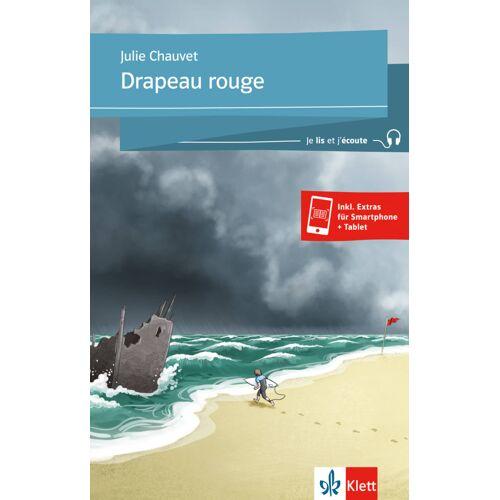 Klett Sprachen Drapeau rouge