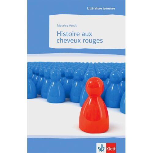 Klett Sprachen Histoire aux cheveux rouges
