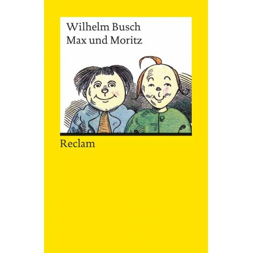 Reclam Max und Moritz