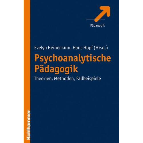 Kohlhammer Psychoanalytische Pädagogik